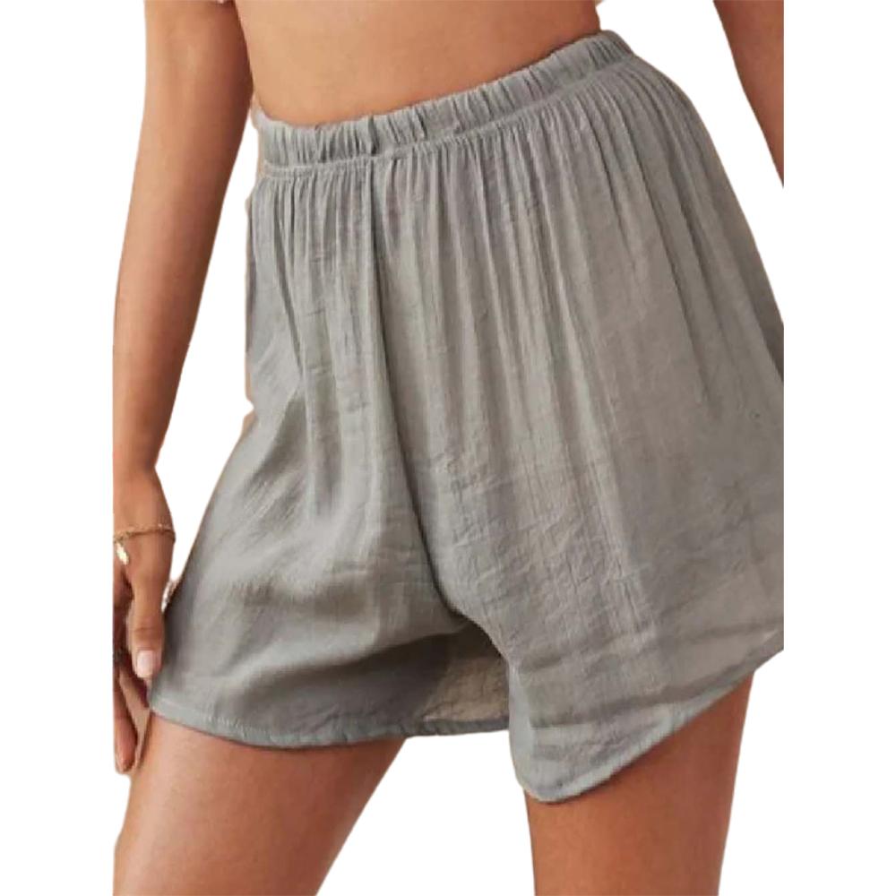 Green Stripe Women/'s Mid-Rise Yoga ShortsDesignerExercise ShortsFitness ShortsWorkout ShortsGym Shorts